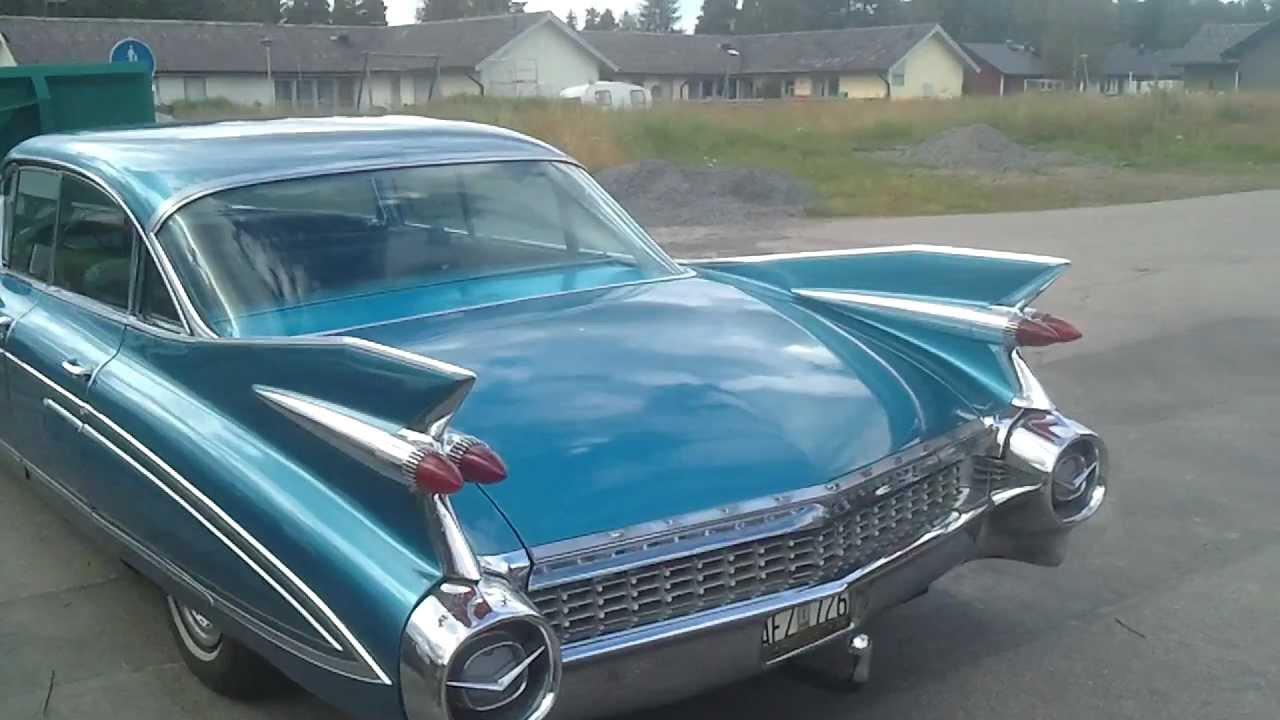 Cadillac fleetwood 59 - YouTube