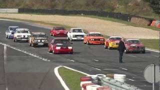 rawecki racing bmw e21 320 group 2 bieg pokazowy hs weber dcoe 45 tor poznań 09 2011 ts