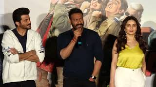 Trailer Launch Of Movie Total Dhamaal With Star Cast Anil Kapoor Madhuri Dixit Ajay Devgan