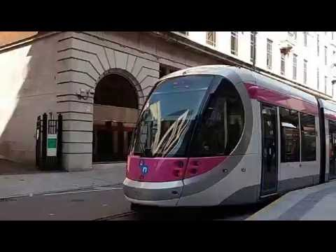 UK Tram, Birmingham City Street Tour