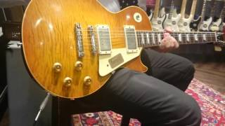 Gibson Custom ギブソンカスタム/ Collecters Choice #33 Jeff Hanna 1960 Les Paul 【心斎橋店】