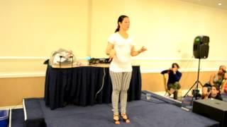 Alien Ramirez Masters Ladies Styling Workshop @DC Bachata Congress 2012