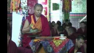 Sera Mey Monastery Yarsoel Chenmo Prayer Session Part 1/5