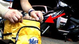 의문의 노란가방을 뽑았다ㄷㄷ안에 무엇이..?