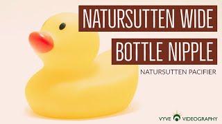Natursutten Binkie natural rubber