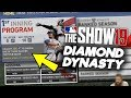 New Diamond Dynasty Features in MLB The Show 19