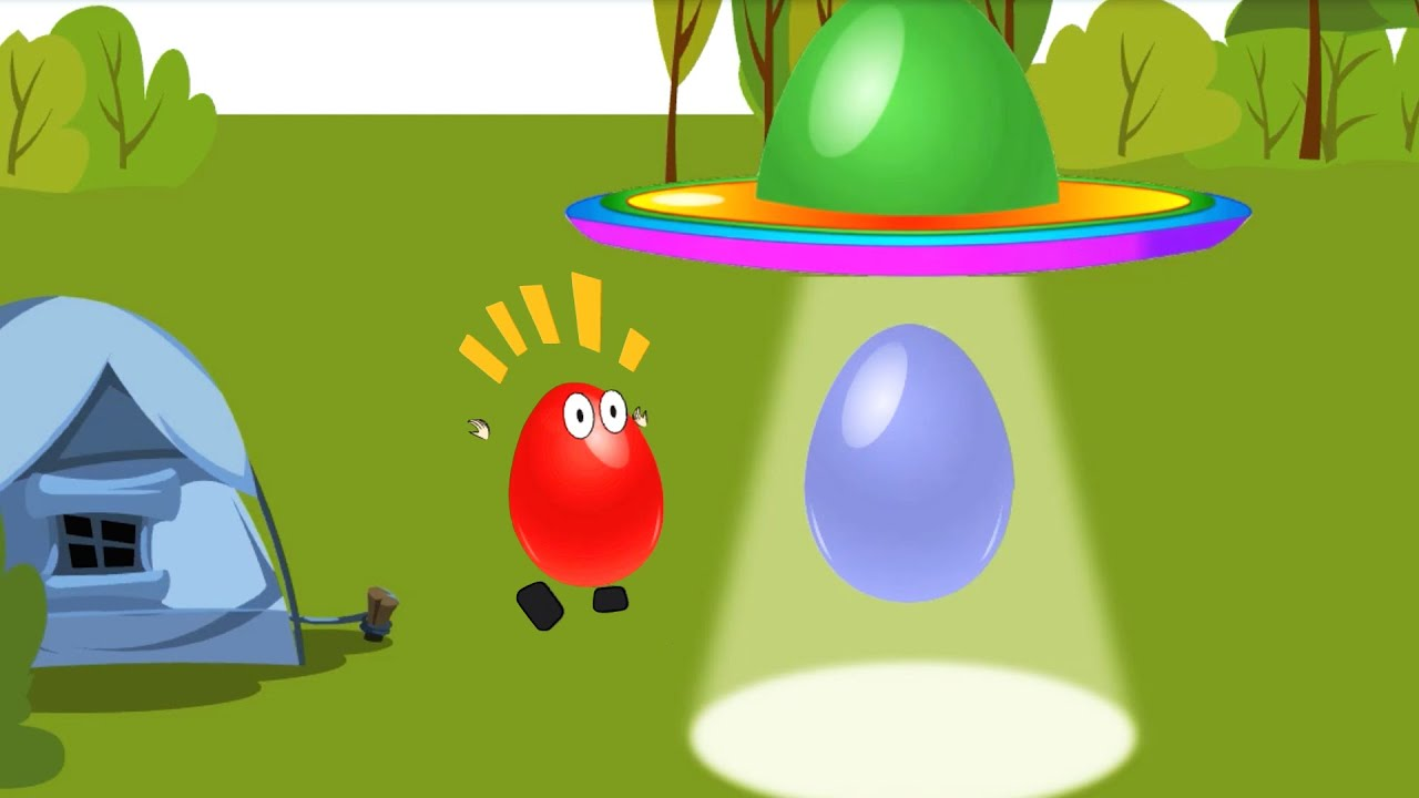 SURPRISE EGG Cartoon Animation Episode 1 by Kids' Toys