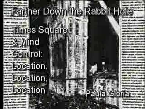 Times Square and Mind Control - Location, Location, Location
