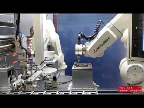 .2017年全球最有影響力的 50 家機器人公司