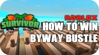 ROBLOX SURVIVOR: HOW TO WIN EVERY CHALLENGE