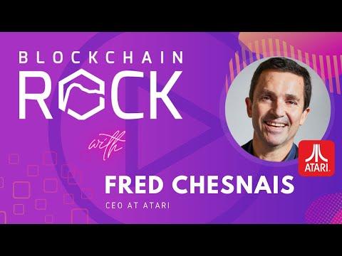 Talking NFTs & Blockchain with Atari CEO (Fred Chesnains)