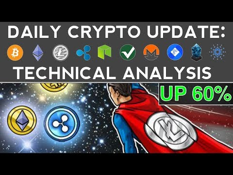 HUGE LITECOIN & ETHEREUM BREAKOUT!!! (12/11/17) Daily Update + Technical Analysis