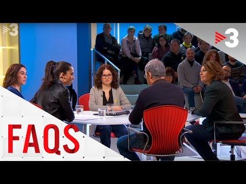 FAQS - Parlem amb familiars de Cuixart, Sànchez, Forn i Junqueras