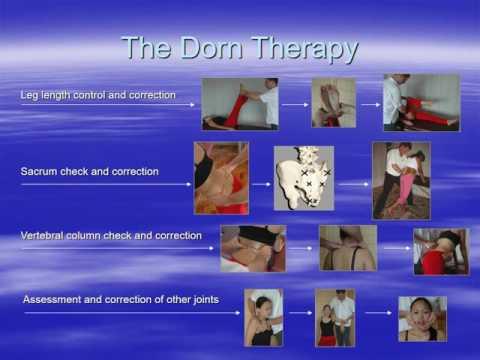 The Dorn Method Presentation