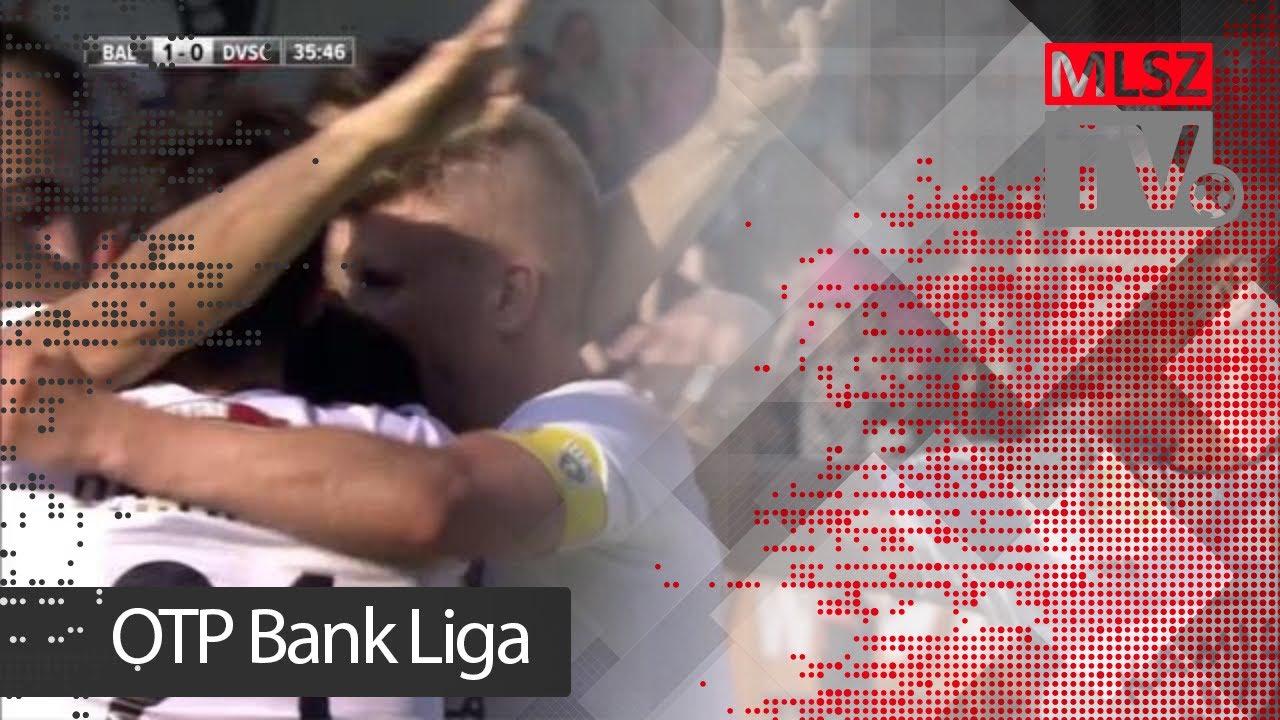 Balmaz Kamilla Gyógyfürdő - DVSC | 4-0 (1-0) | OTP Bank Liga | 31. forduló | 2017/2018