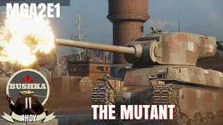 m6A2E1   THE GOOSE MUTANT WORLD OF TANKS BLITZ