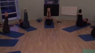 Power 5 Pilates - wed night advanced class