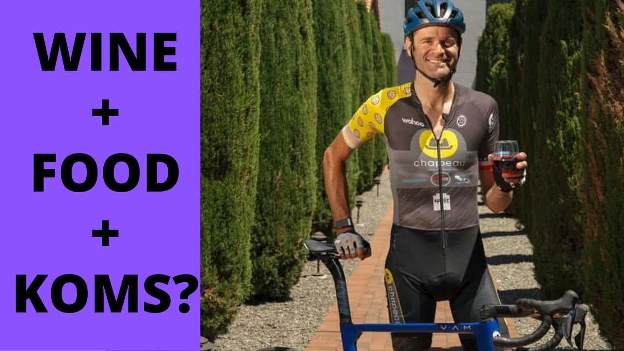 OPPOSITE OF UNBOUND GRAVEL? - Napa Valley Luxury Cycling Camp - Worst Retirement Ever