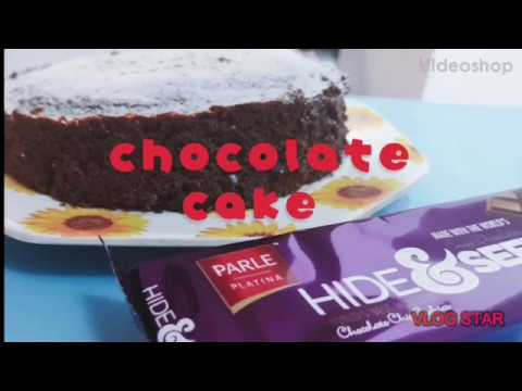 Super easy eggless Chocolate cake without oven,Choco lava ...