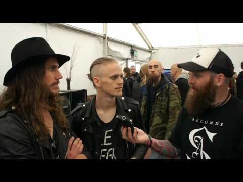 H E A T  Download Festival Interview 2015