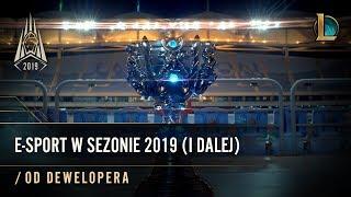 E-sport w sezonie 2019 | /od dewelopera — League of Legends