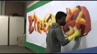 Rapman - Graffiti ProsaDança [Passo a passo]