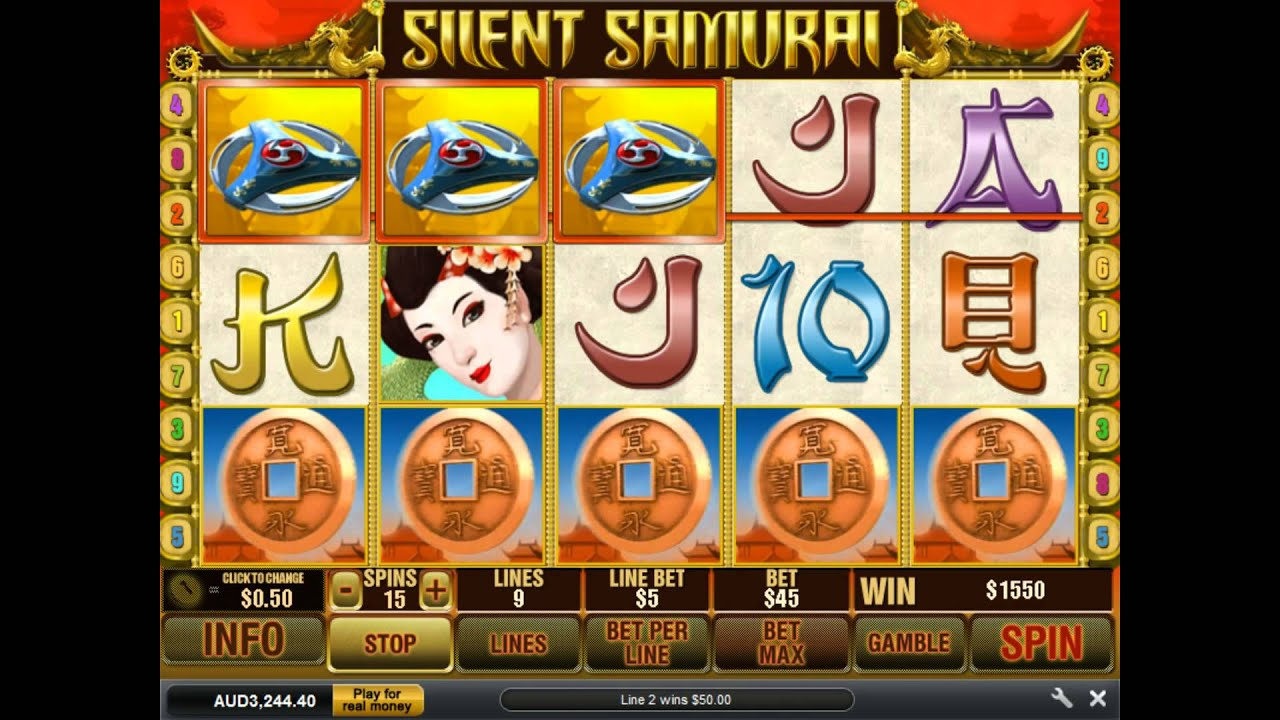 Waterloo test slot