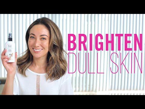 Brighten Dull Skin Feat. Nourish Organic!