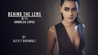 Editorial Photoshoot   Behind the Scenes with Andreza Lopes