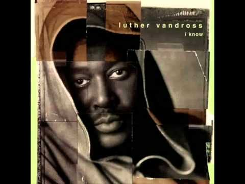 Luther Vandross - I Know (with lyrics)