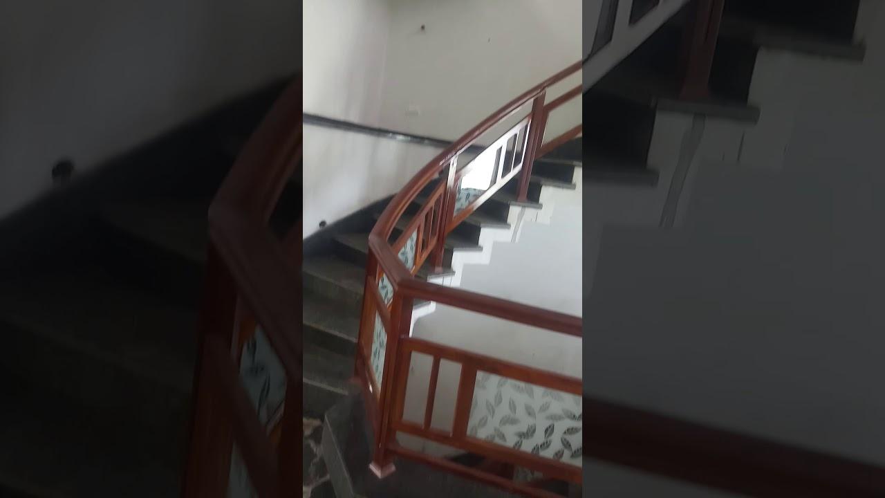 Lakadi Ki railing - YouTube
