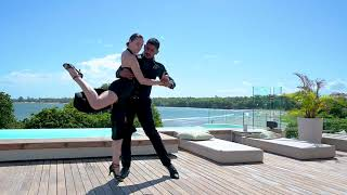 Jayce et Dace / Kizomba / Mauritius