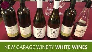 New Garage Winery White Wines | Kosher Wine Tastings