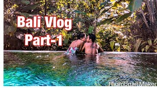 Bali Journey and room tour