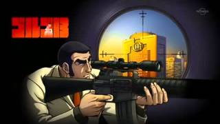 Golgo 13 - Take The Wave - Naifu (Full Version)