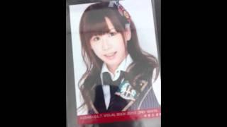 今回はAKB48とSKE48の生写真を販売したいと思います。 買いたい方は、メッセージかコメントをください。 動画で紹介した生写真は、 1/48私服 篠田麻里子 柏木由紀 小野 ...