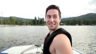 'Inside the Lightning: Johnny B. Good' web extra: Wake surfing with Tyler Johnson
