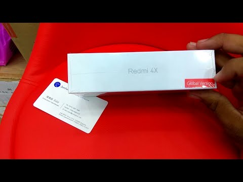 (Dubai Best Price) Xiaomi Redmi 4. X Official Global Rom 32GB Available In Dubai very Best Price