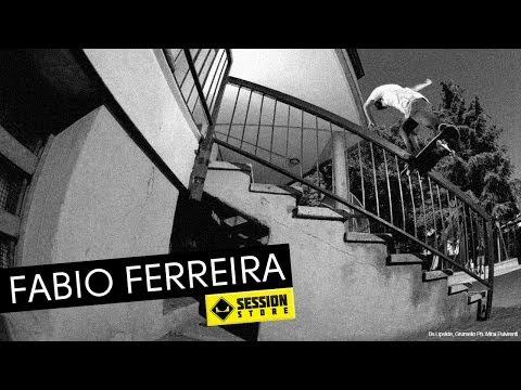 Atleta Session Store: Fabio Ferreira