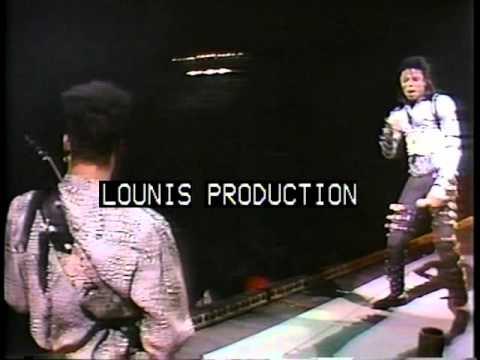 Michael Jackson Bad World Tour Rome 1988 (First 15m PRO ...