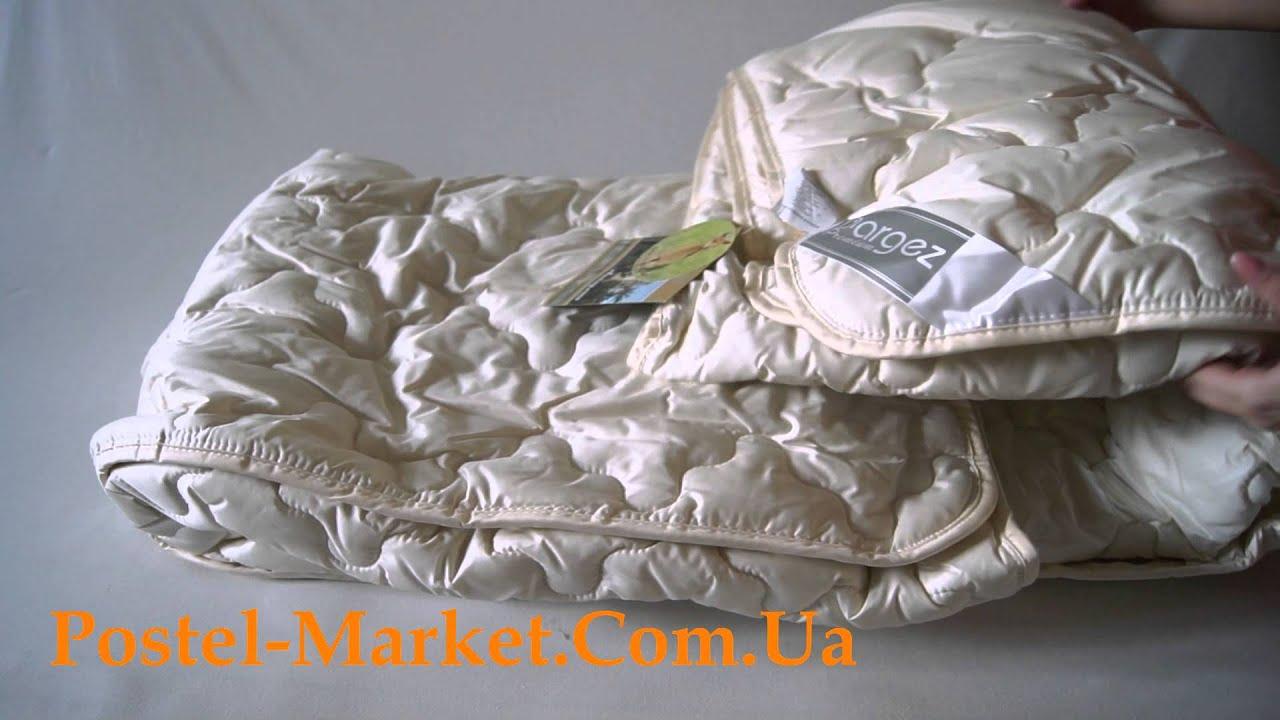 Видео Обзор HD - Одеяло Кашемир (козий пух) - YouTube