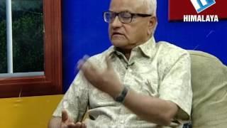 Samaya Sandarva With Dr.Lokraj Baral.