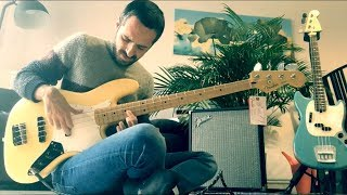 Fender Player Jazz Bass Unboxing