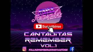 CANTADITAS REMEMBER VOL-1