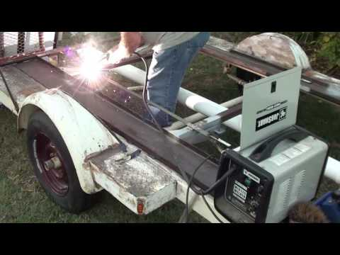 Self-Contained Overland Transport Vehicle Part 3