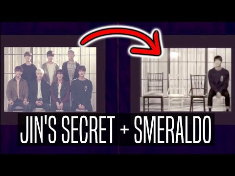 BTS THEORY | JINS SECRET + SMERALDO | TIME TRAVEL (UPDATED)
