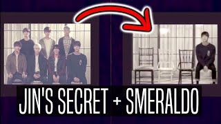 Gambar cover BTS THEORY | JIN'S SECRET + SMERALDO | TIME TRAVEL (UPDATED)