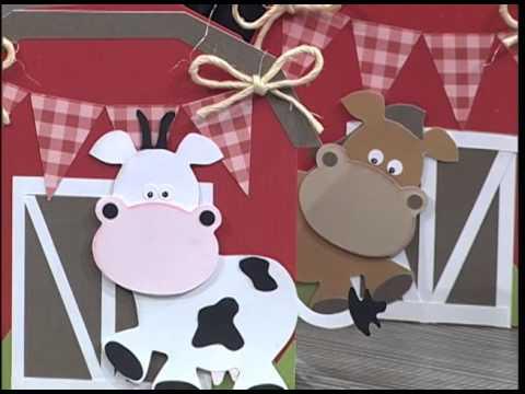 Invitación de cumpleaños - granja 2da parte - 10/03/16 - YouTube