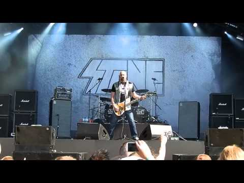 Stone - The Day of Death LIVE @ Tuska Open Air, Helsinki, Finland 2014 mp3