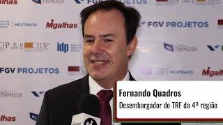 Fernando Quadros - Atuação de advogados em Cortes Superiores